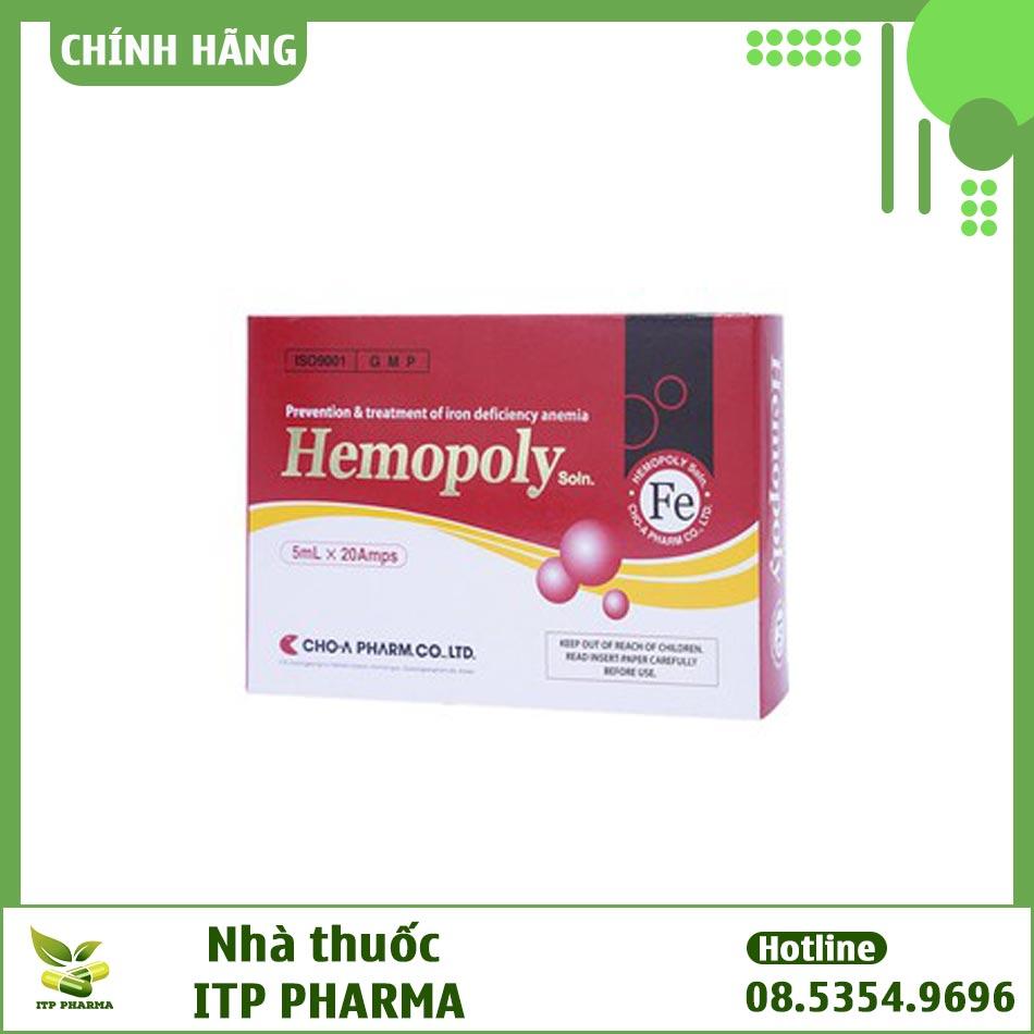 Hình ảnh thuốc Hemopoly