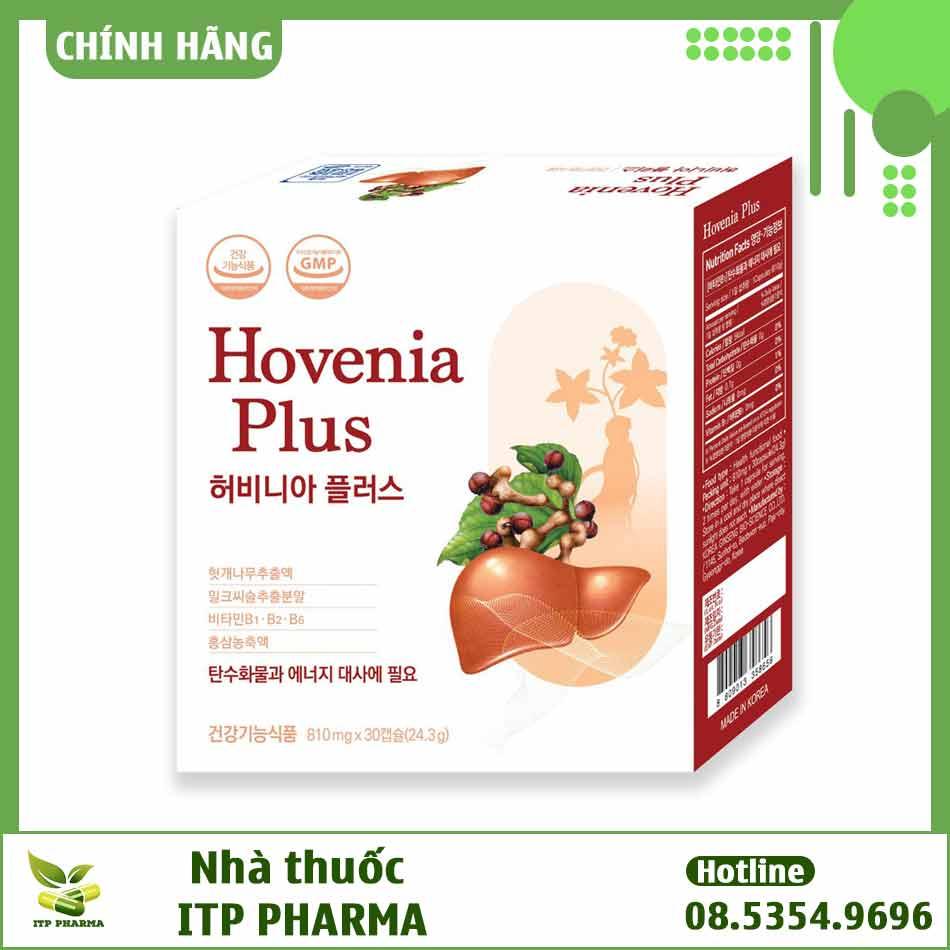 Hovenia Plus mẫu cũ