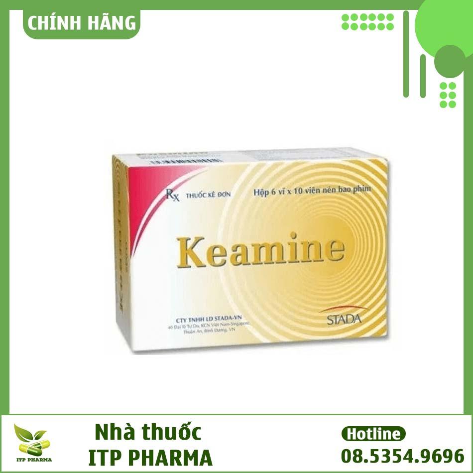 Thuốc Keamine Stada có giá bao nhiêu?