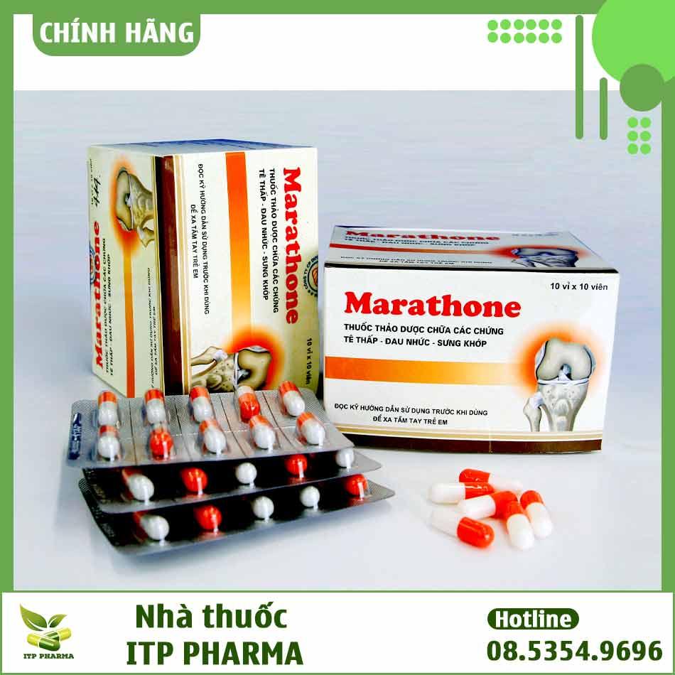 Thuốc Marathone là gì?