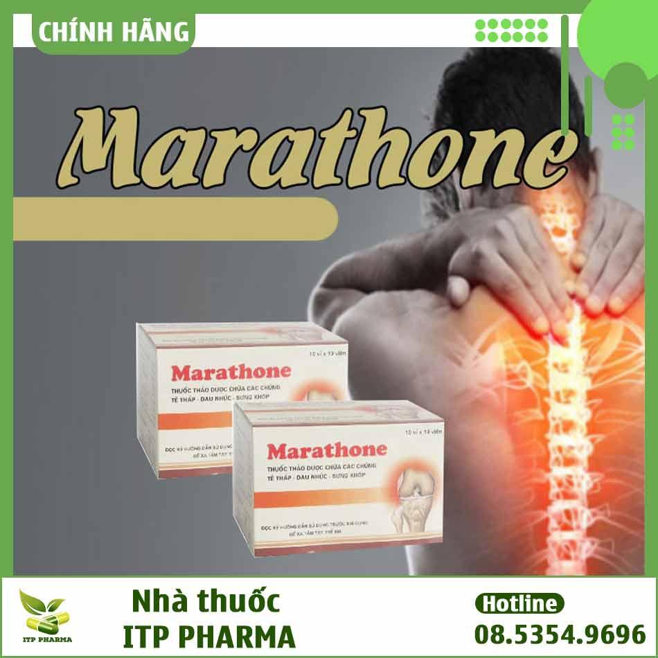 Marathone có tác dụng gì?