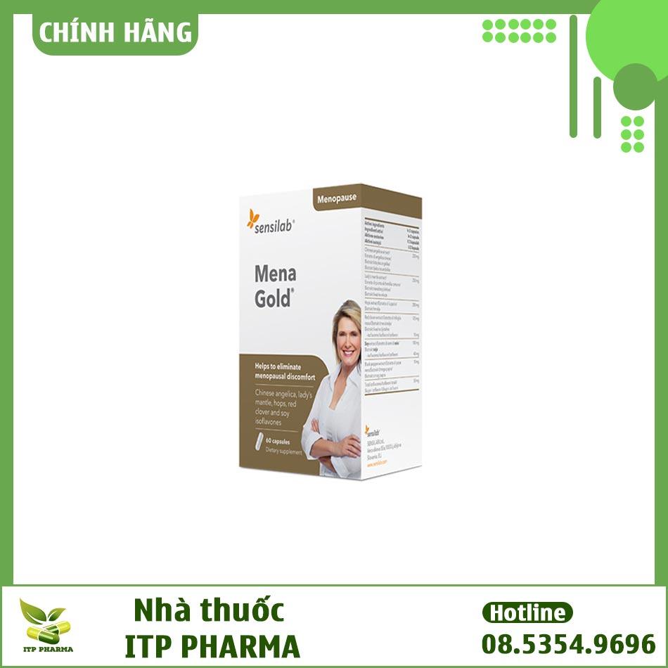 Hình ảnh hộp sản phẩm Mena Gold