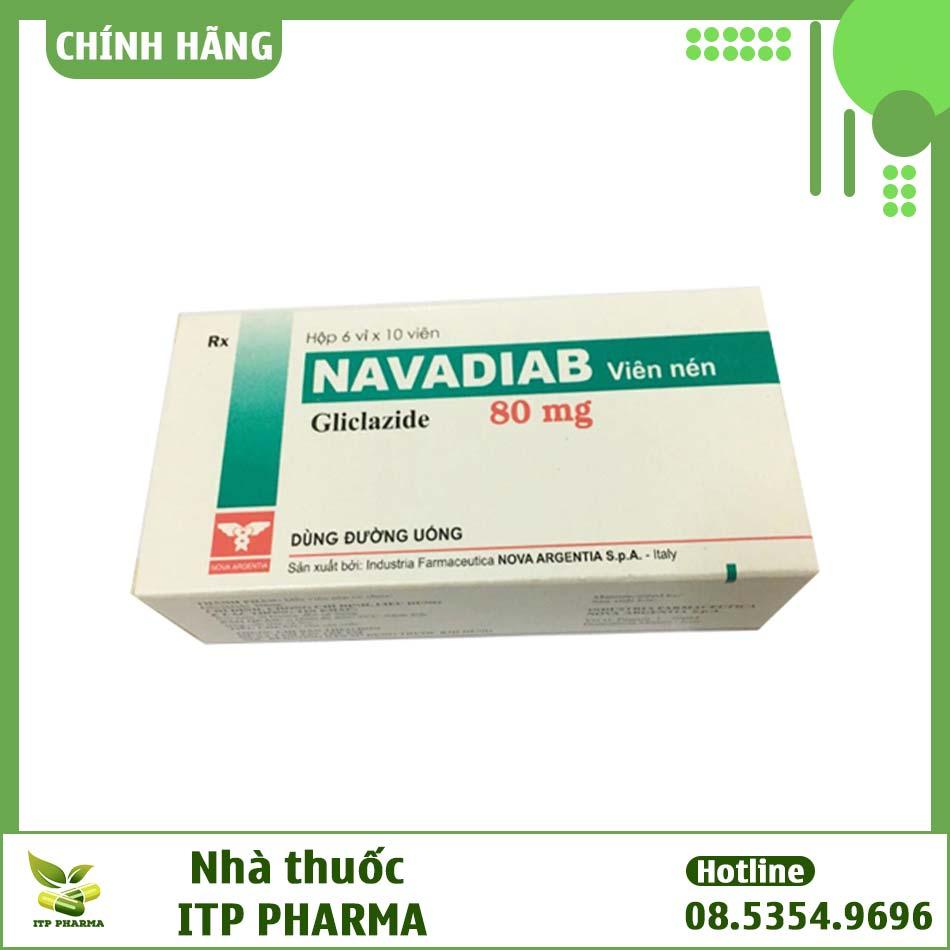 Thuốc Navadiab