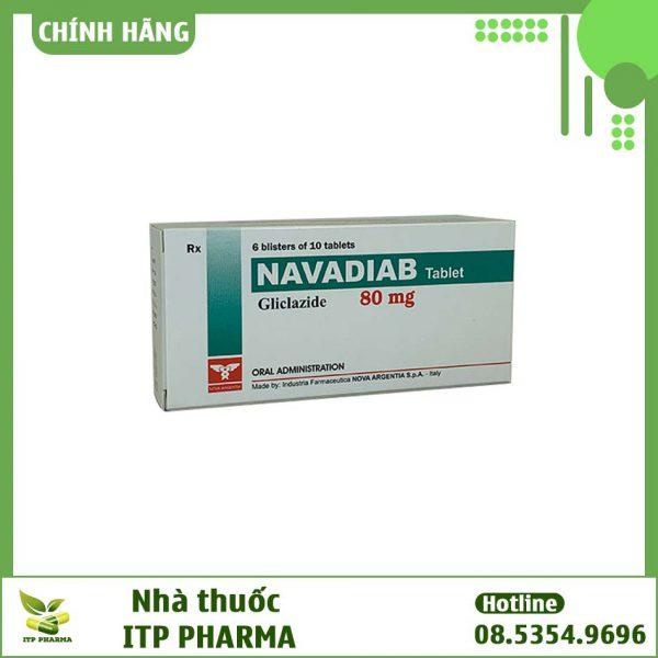 Thuốc Navadiab có giá bao nhiêu?