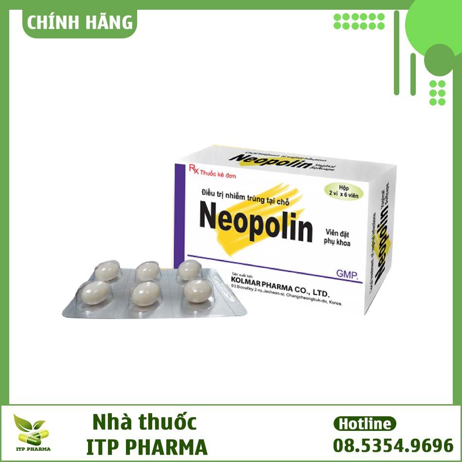 Thuốc Neopolin