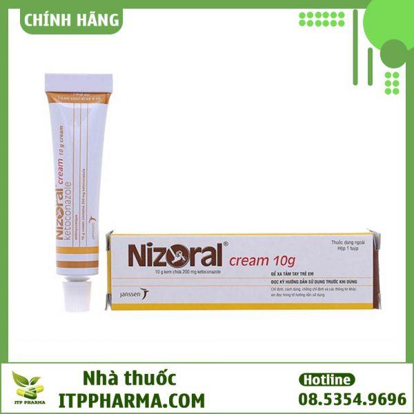 Kem bôi trị nấm da Nizoral