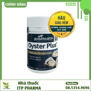 Hình ảnh hộp viên uống Oyster Plus