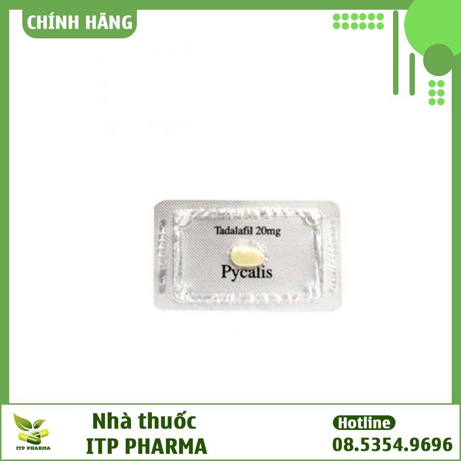 Viên thuốc Pycalis 20mg