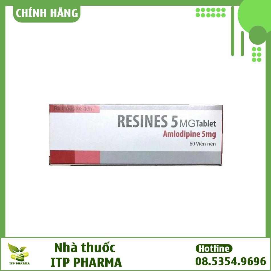 Thuốc Resines 5mg là gì?