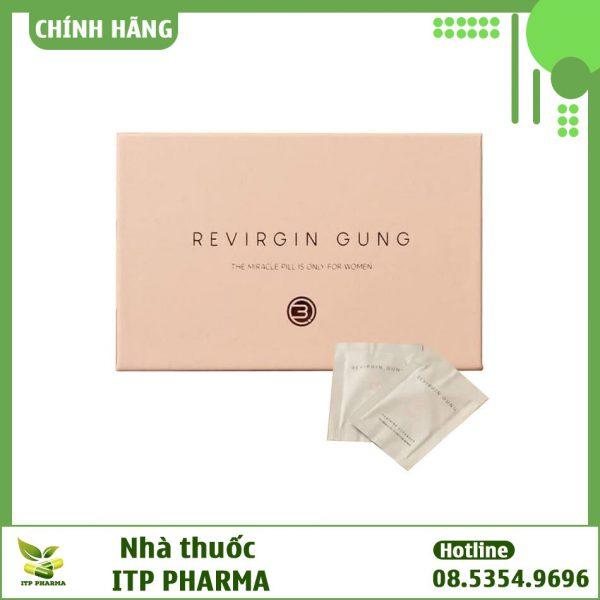 Hình ảnh hộp Revirgin Gung Bqcell