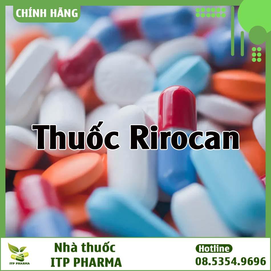 Thuốc Rirocan