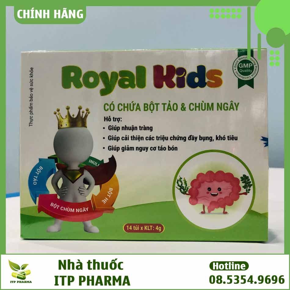 Royal Kids giá bao nhiêu? Bán ở đâu?