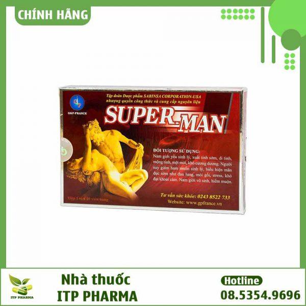 Hình ảnh Super Man