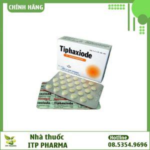Thuốc Tiphaxiode - Điều trị tiêu chảy cấp và nhiễm amip đường ruột