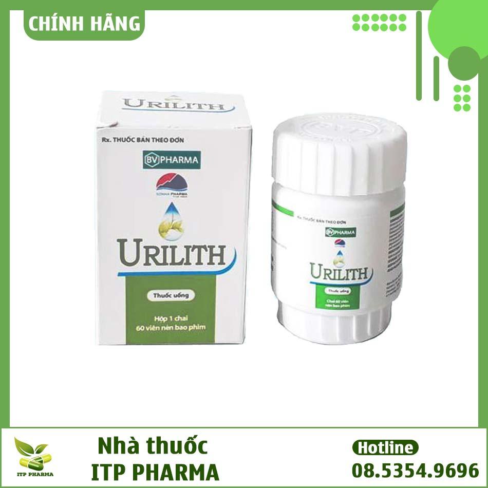 Hình ảnh thuốc Urilith