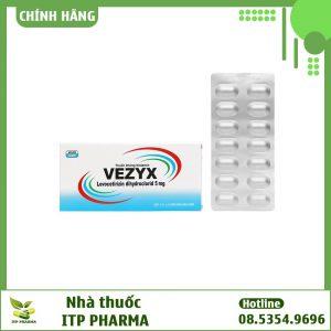 Vezyx - Điều trị tình trạng viêm mũi dị ứng hiệu quả