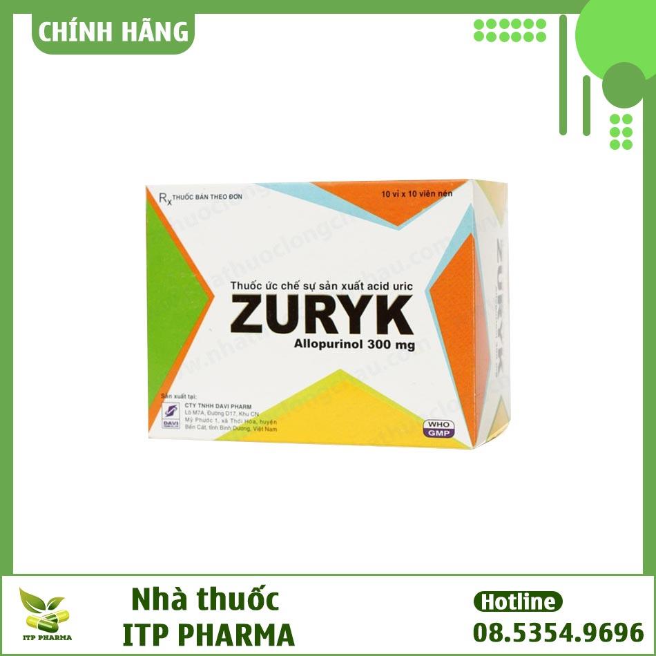 Hình ảnh hộp thuốc Zuryk