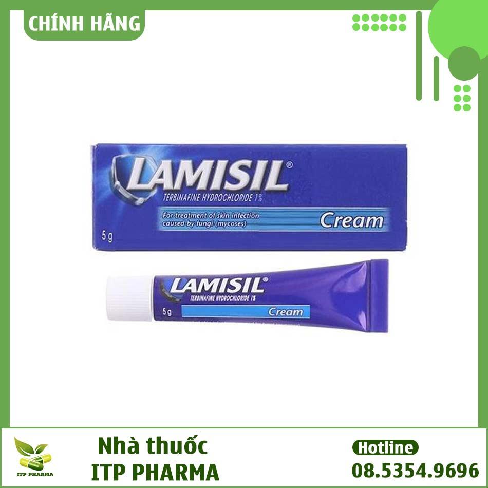 Lamisil sử dụng để điều trị nấm