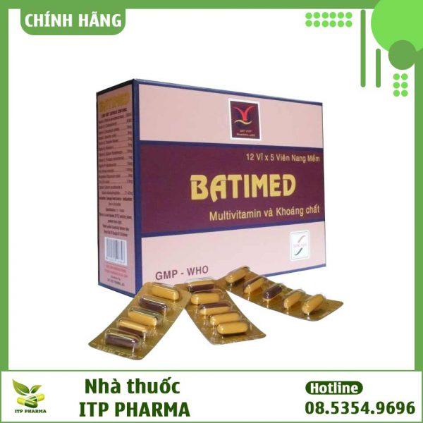Thuốc Batimed là thuốc gì?