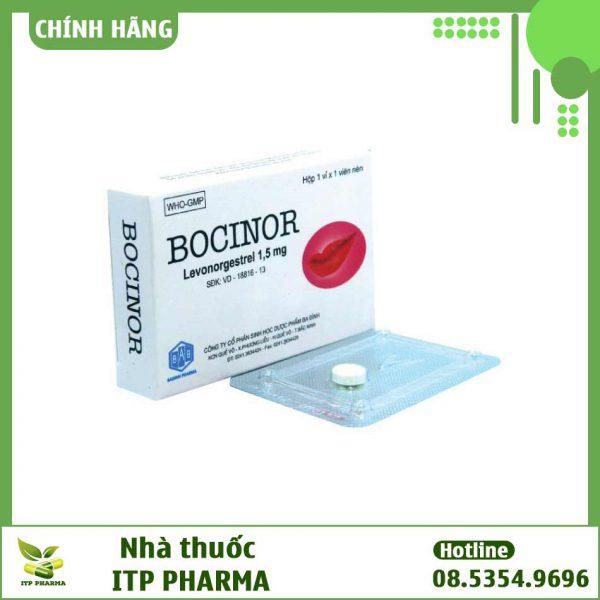 Hình ảnh thuốc Bocinor