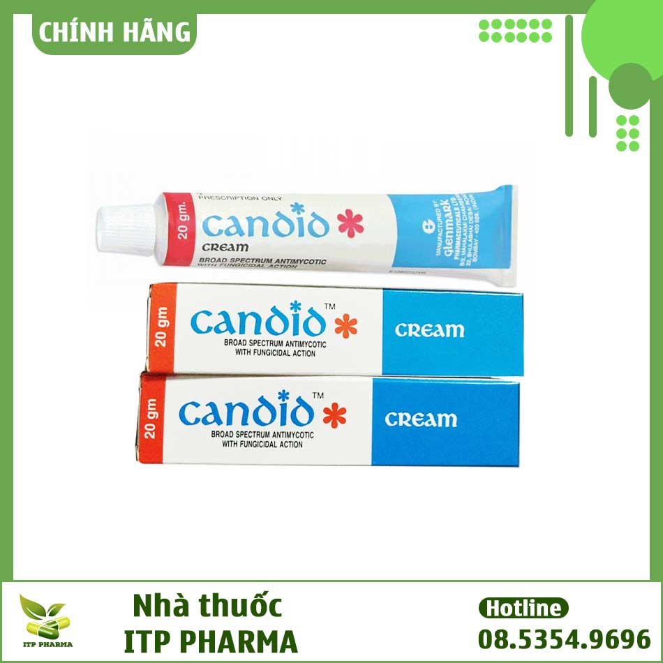 Hình ảnh hộp và tuýp Canoio cream