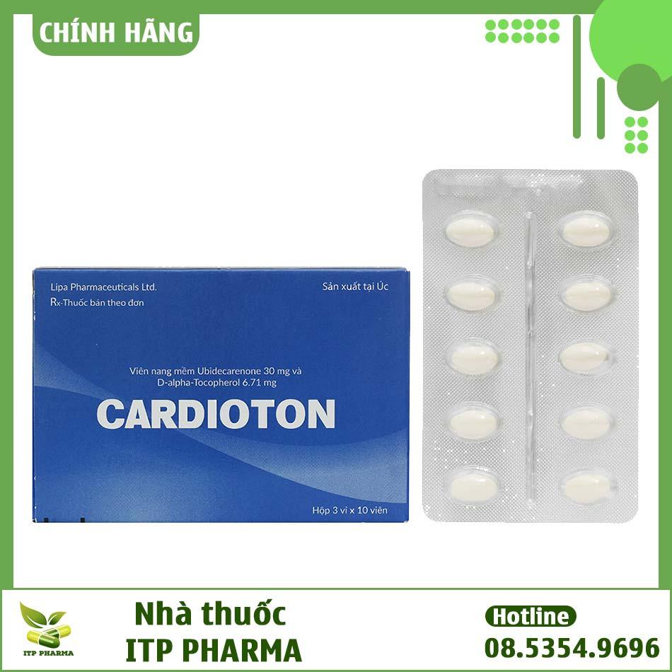 Thuốc Cardioton