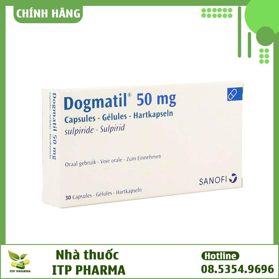 Thuốc Dogmatil 50mg