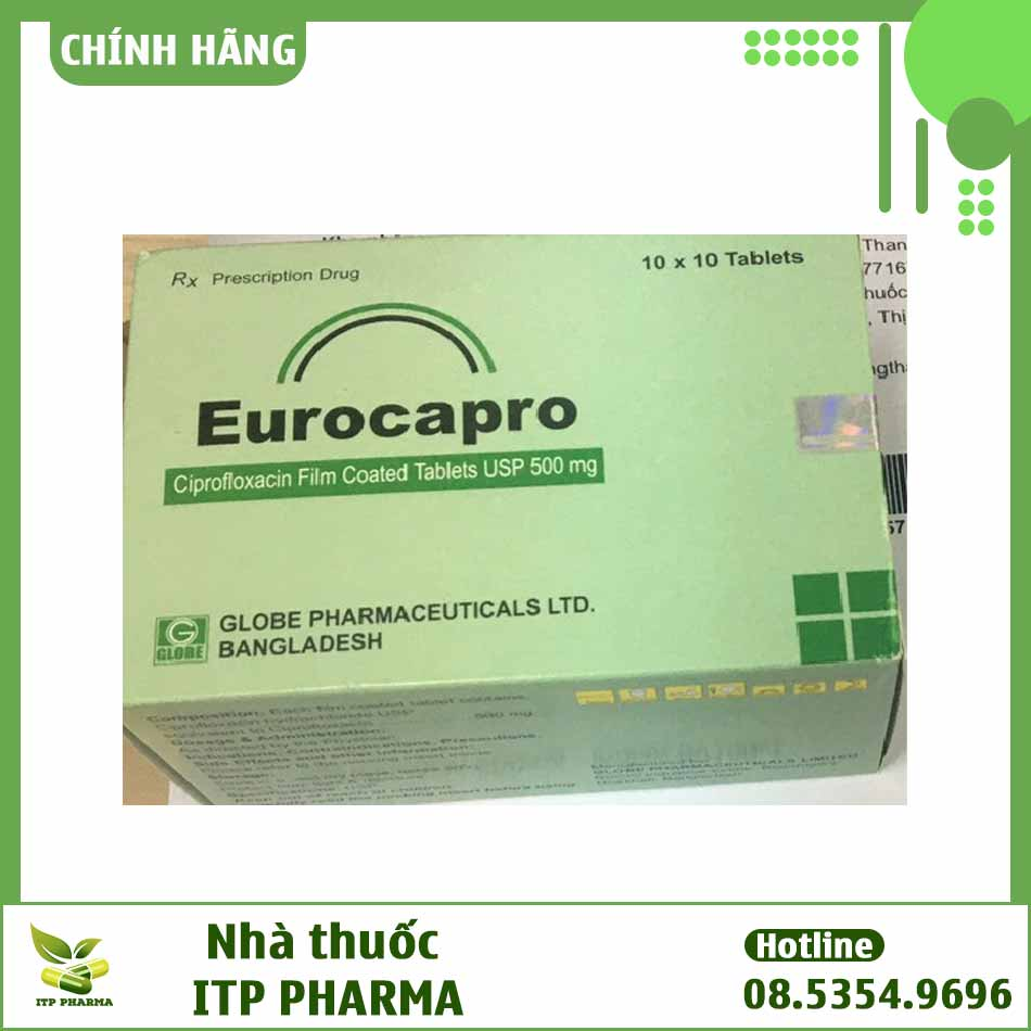 Eurocapro là thuốc gì?