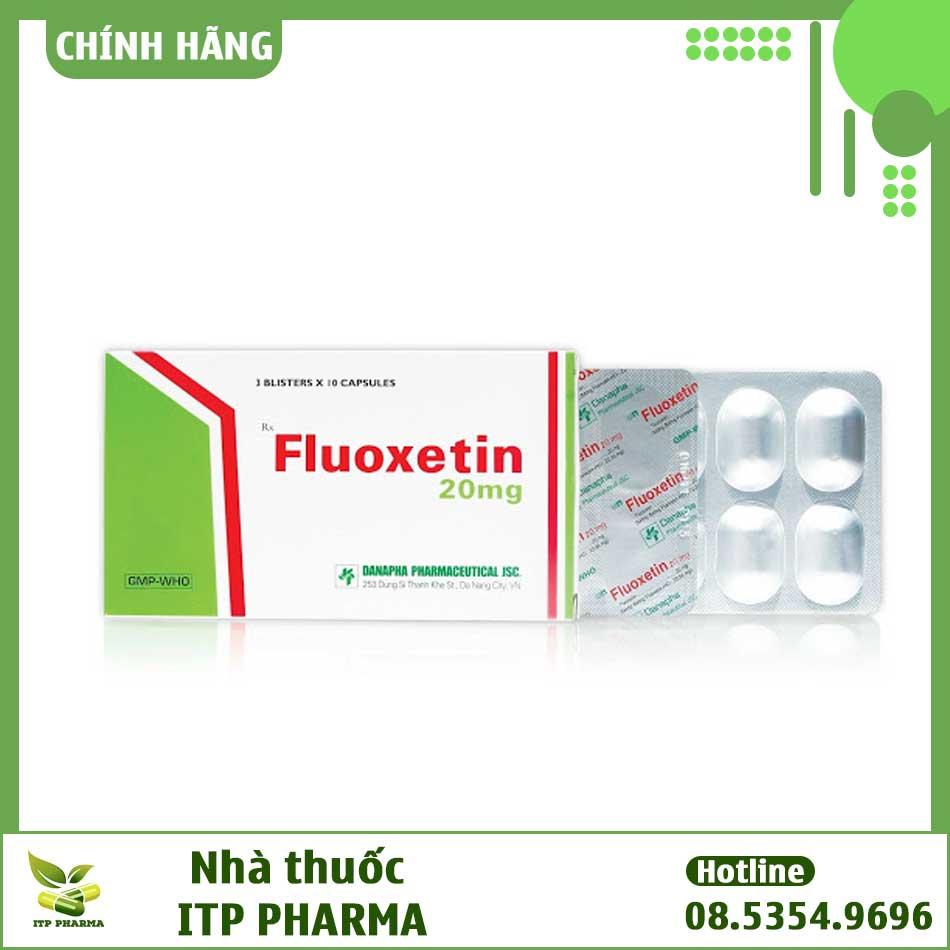 Tác dụng phụ của Fluoxetin