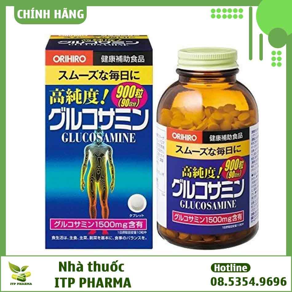 Glucosamine Nhật là sản phẩm gì?