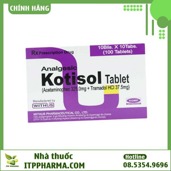 Thuốc giảm đau Kotisol