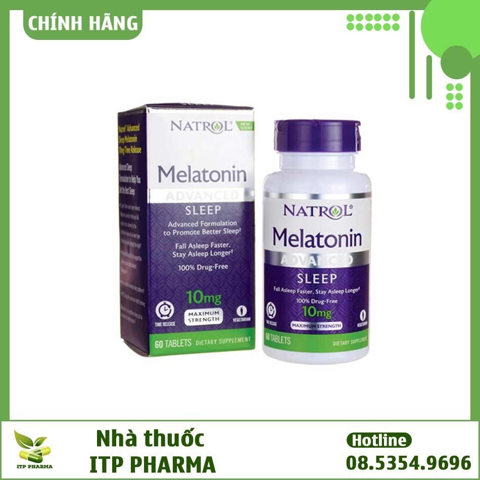 Melatonin - Điều hòa nồng hộ hormone nội tiết tố cơ thể