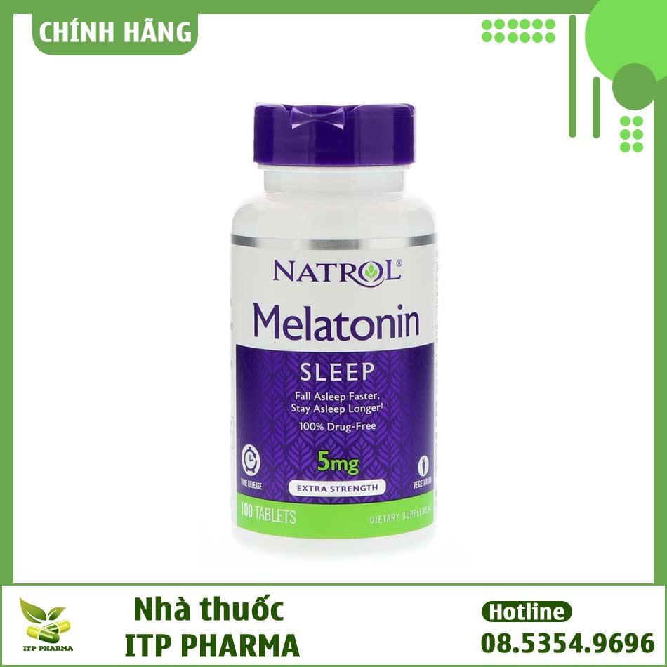 Melatonin có tác dụng gì?