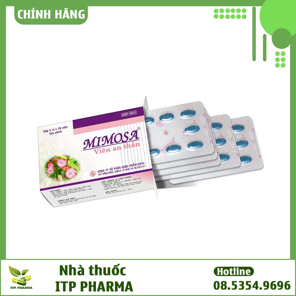 Cách sử dụng thuốc MIMOSA