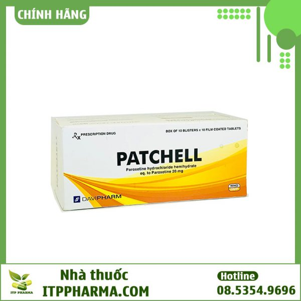 Hộp thuốc Patchell