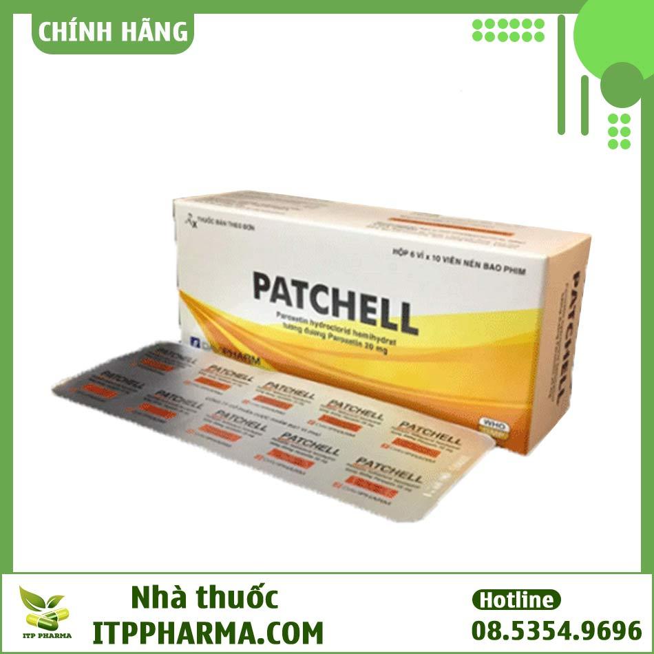 Vỉ thuốc Patchell