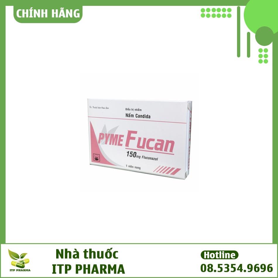 Lưu ý khi sử dụng thuốc Pyme Fucan 150mg