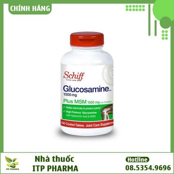 Schiff Glucosamine giá bao nhiêu?
