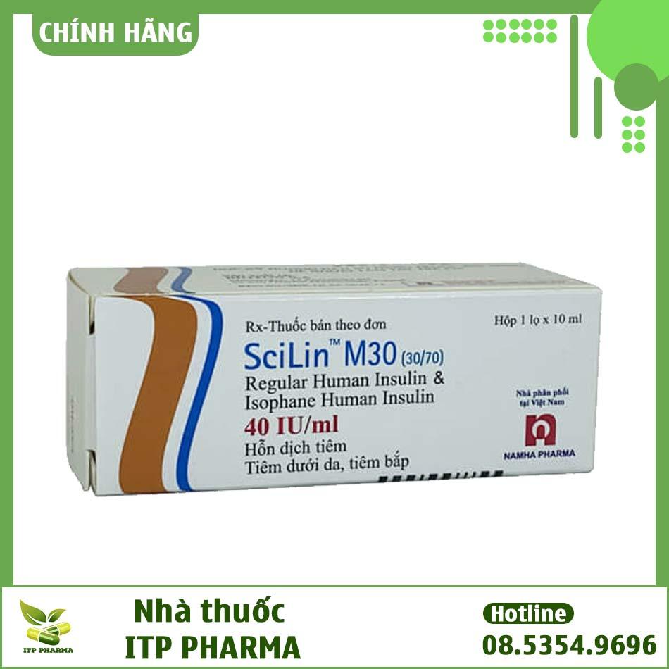 Thuốc Scilin 40IU