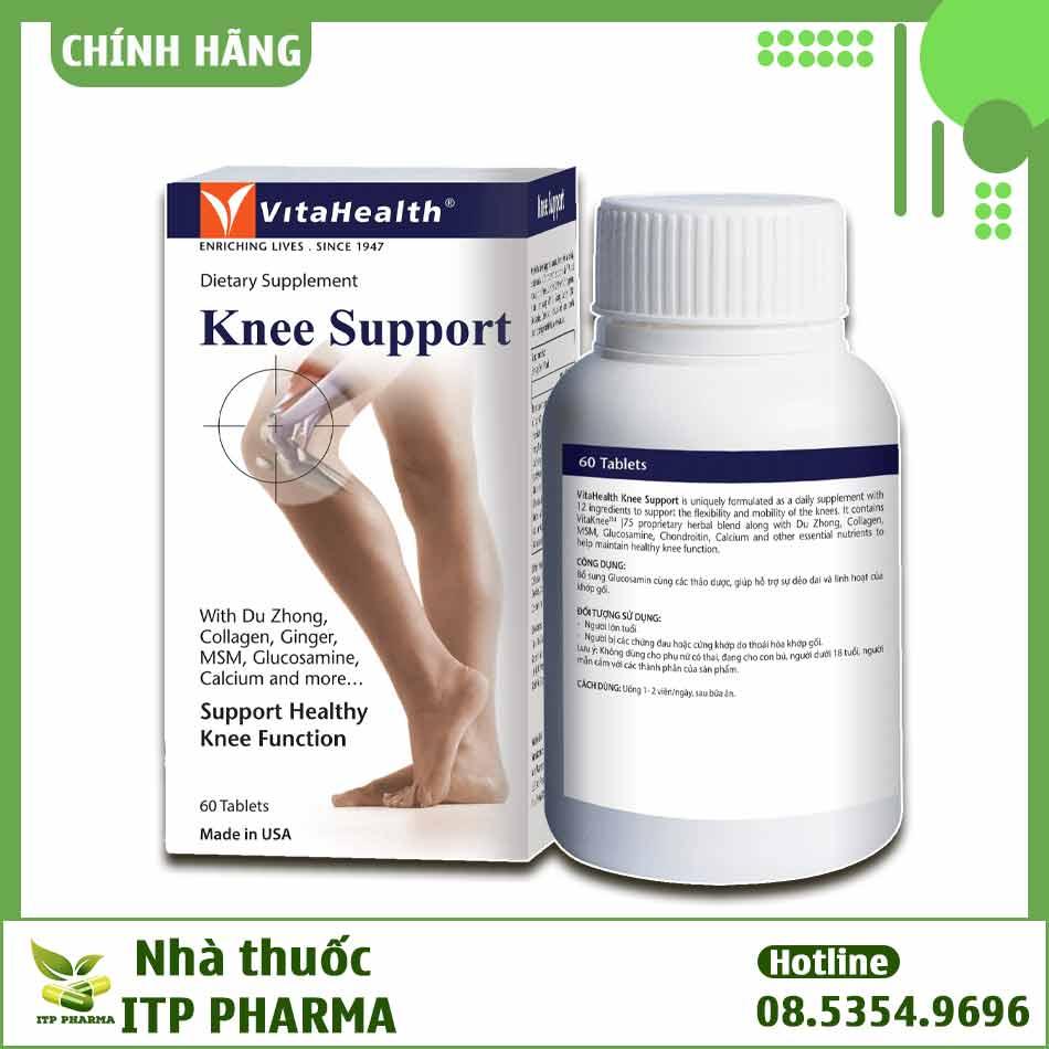 Knee Support có tốt không?