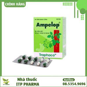 Thuốc Ampelop - Điều trị viêm loét hành tá tràng, viêm dạ dày