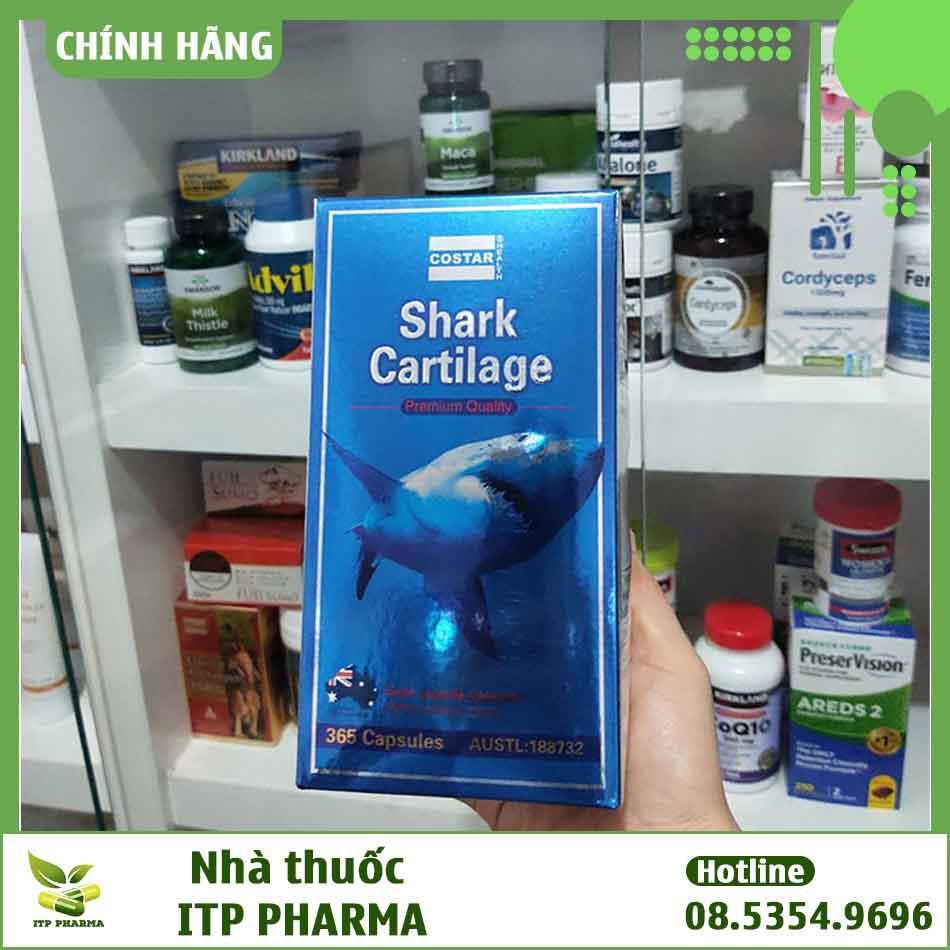 Blue Shark Cartilage giá bao nhiêu?