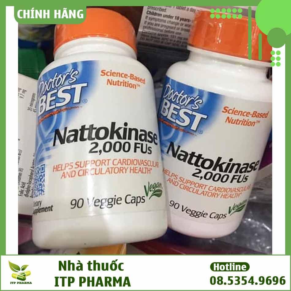 Doctor's Best Nattokinase giá bao nhiêu?