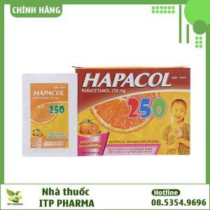 Thuốc Hapacol