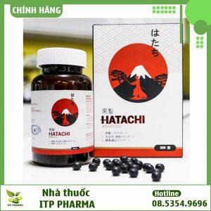 Thành phần viên uống Hatachi