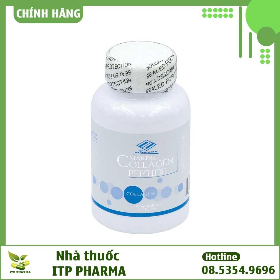 Marine Collagen Peptide Nu-Health bán ở đâu?