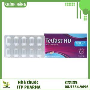 Thuốc Telfast HD