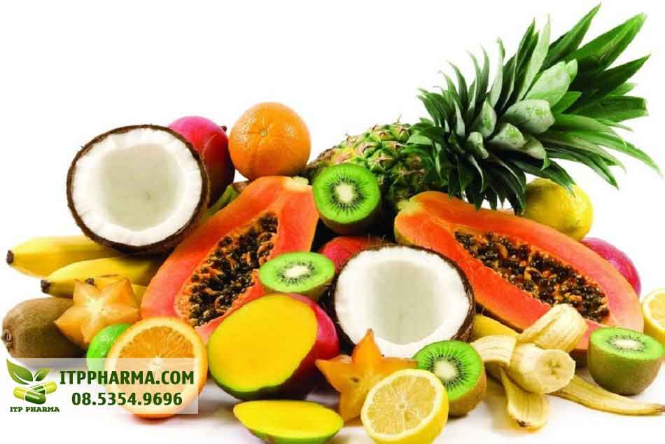 Các loại trái cây giải độc mát gan