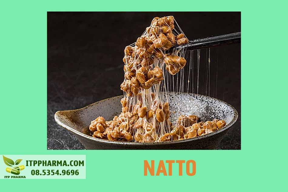 Vitamin K2 có trong Natto