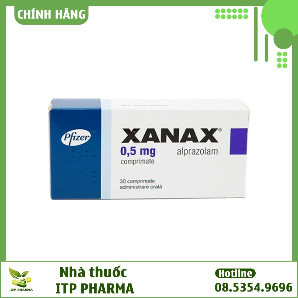 Thuốc Xanax